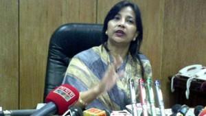 প্রতিমন্ত্রী তারানা হালিম